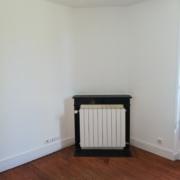 Reprise des murs en blanc